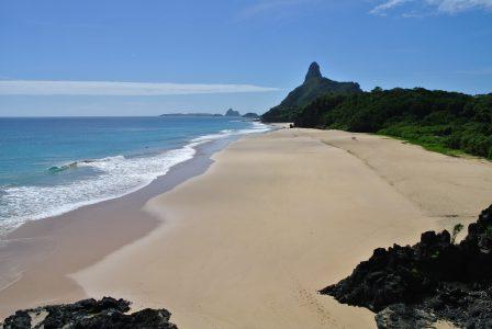 Praia do Bode - Fernando de Noronha, Brasilien