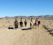 Reittour im Nomadenland, Marokko