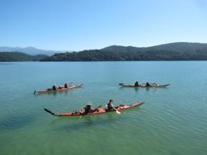 Costa Verde per Kajak, Brasilien