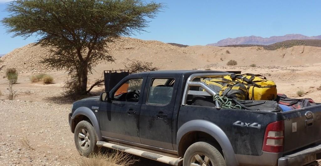 Was packen für einen Wanderritt in der Wüste
