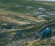 Wunderbare Landschaft auf Island