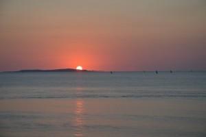 Sonnenaufgang Vilanculos