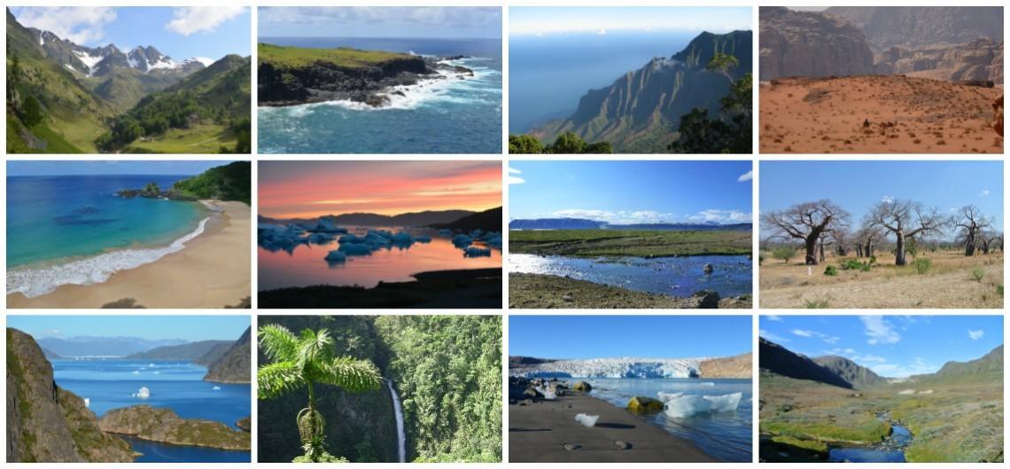 Besten Reiseziele für Aktivreisen