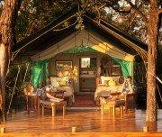 Unterkunft Macatoo Camp