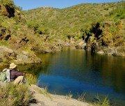 Wunderbare Landschaft in Südportugal
