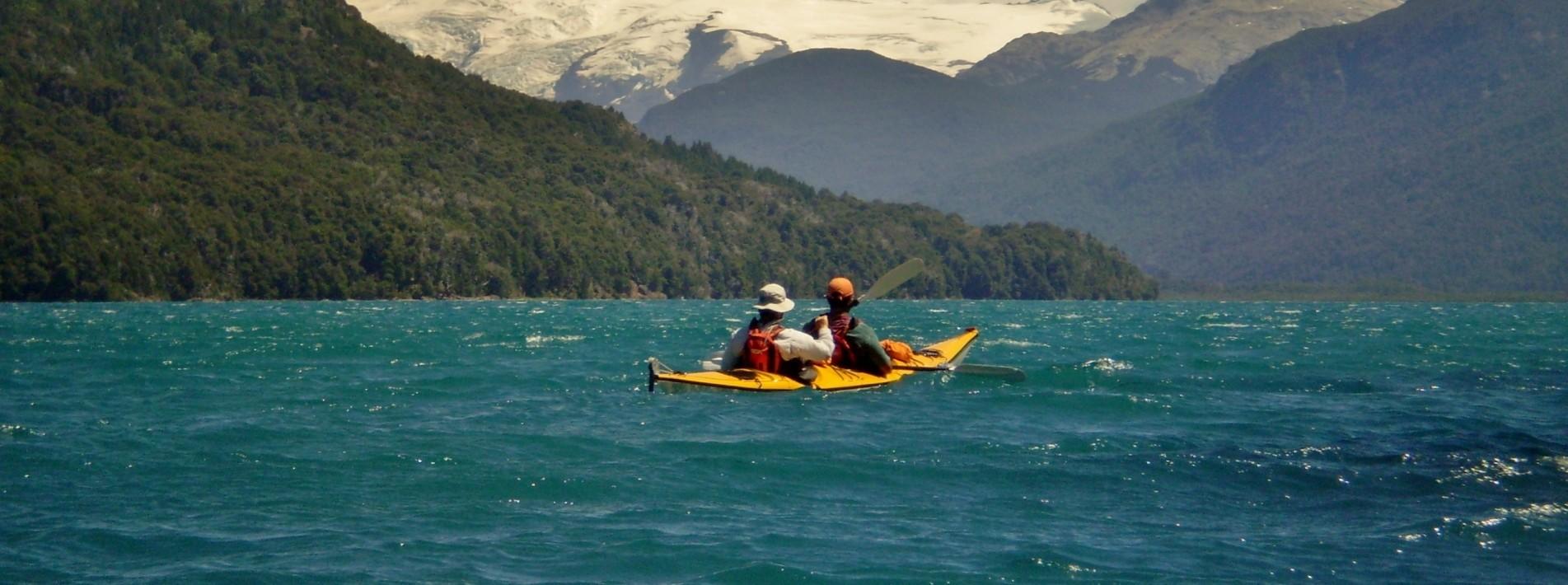 Patagonien im Kajak entdecken