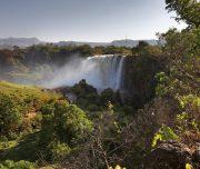 Wasserfall im Simiengebirge