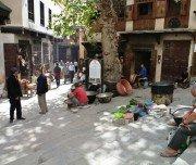 Königsstädte-Wanderritt, Marokko