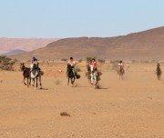 Mit dem Pferd durchs Nomadenland, Marokko