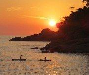 Sonnenuntergang - Ponta Negra