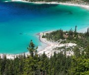 Hütte am See in Kanada