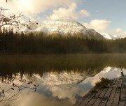 Abschalten am See in Kanada