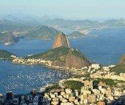 Sicht auf den Pão de Açúcar in Rio de Janeiro