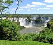 Iguaçu Wasserfälle Brasilien/Argentinien