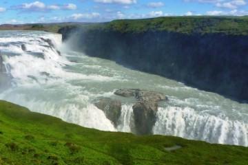 Gulfoss Wasserfall