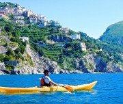 Kajakfahrer - Amalfi