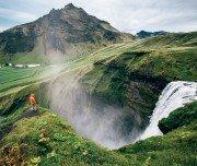Wasserfälle und Schluchten