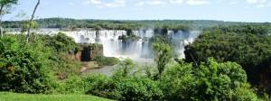 Iguassu Wasserfälle