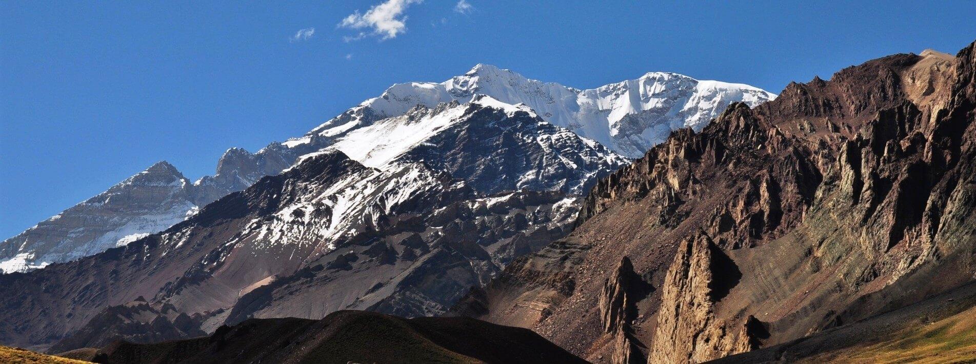 Traumhafte Bergwelt Anden