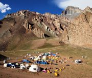 Confluencia Base Camp