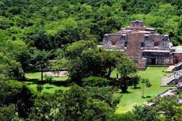 Ek Balam - Maya Ruinen