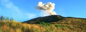 aktiver Vulkan Etna