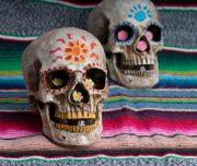 """Besonderer Tag: """"Día de los muertos"""""""