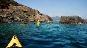 Abwechslungsreiche Küste von Elba mit dem Kajak entdecken