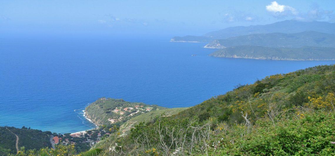 Wunderschöne Küste um Elba