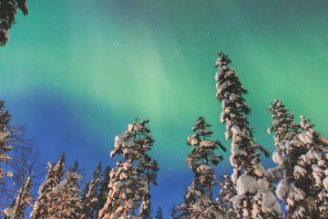 Aktivurlaub Lappland